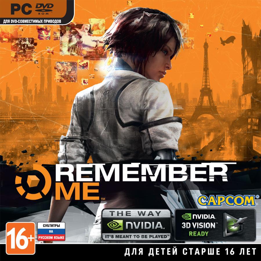 Скачать игру remember me через торрент на pc на русском