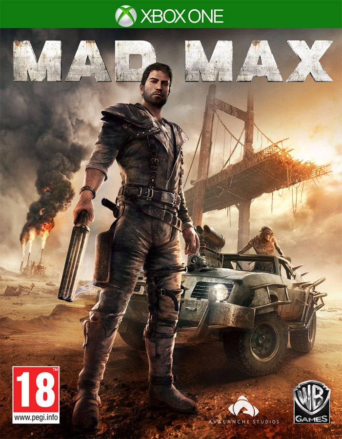 mad max игра на ps4