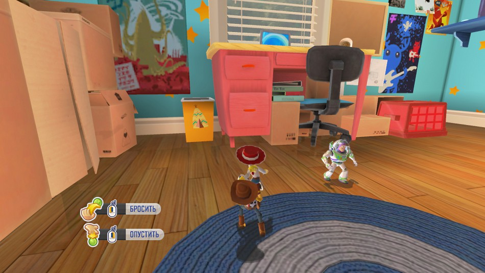 Игры история игрушек большой побег фото 509-661