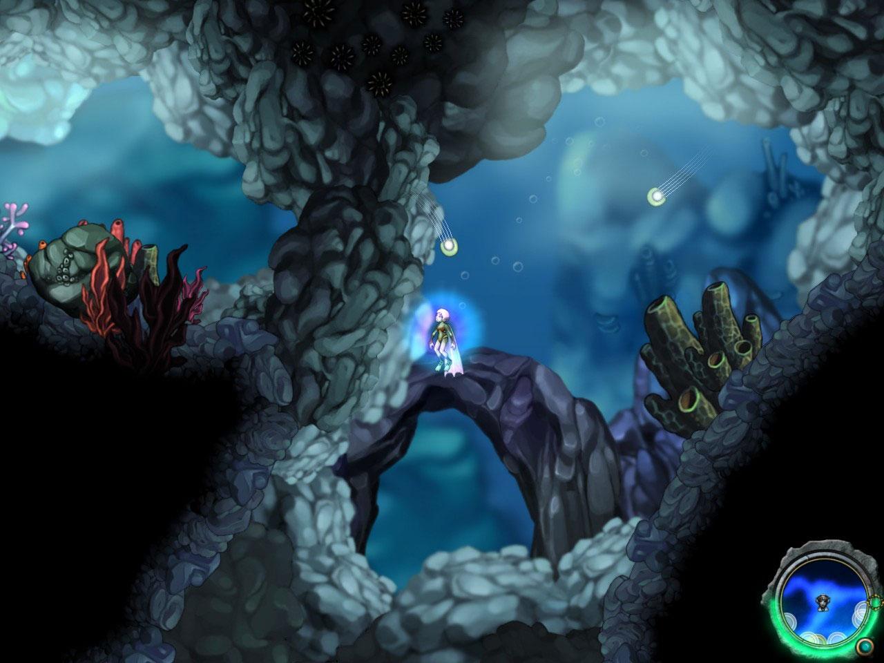 Скачать игру подводный мир на компьютер