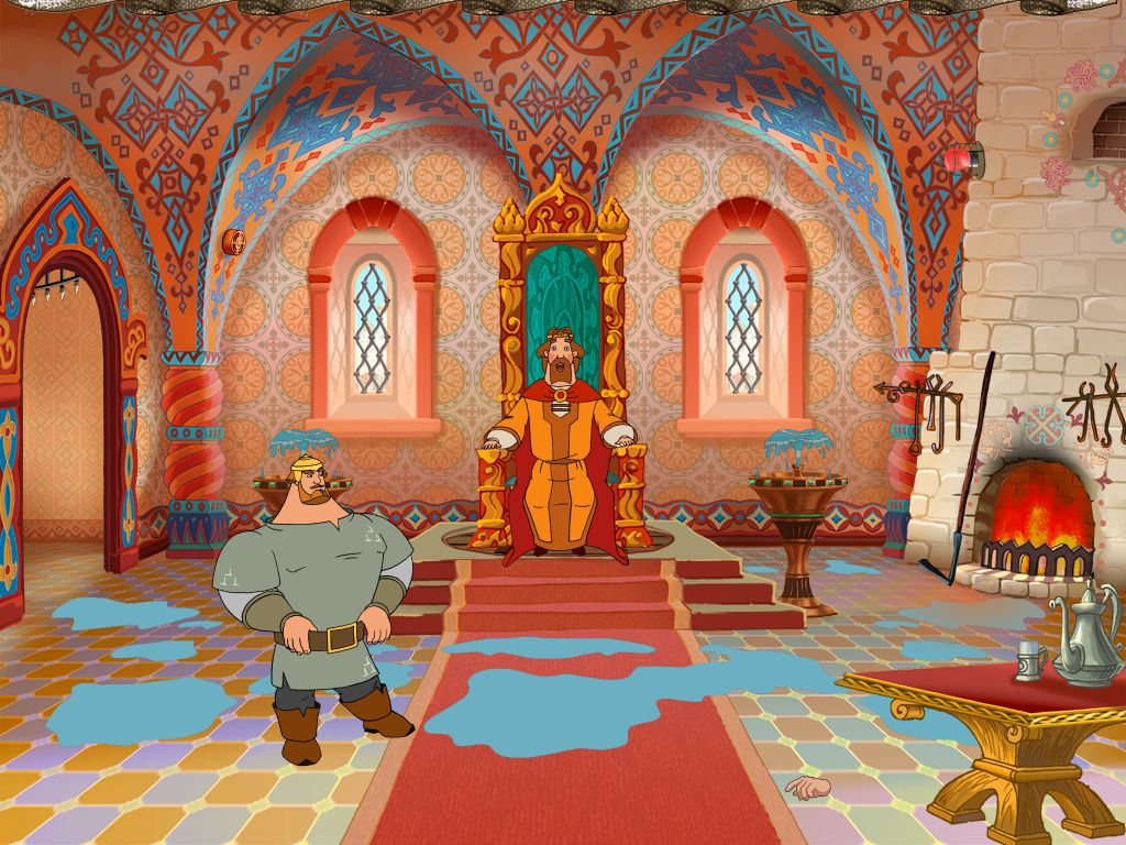Игра «Три богатыря и Шамаханская царица» для PC – Компания ...: https://www.softclub.ru/games/pc/20267-tri-bogatyrya-i-shamakhanskaya-tsaritsa