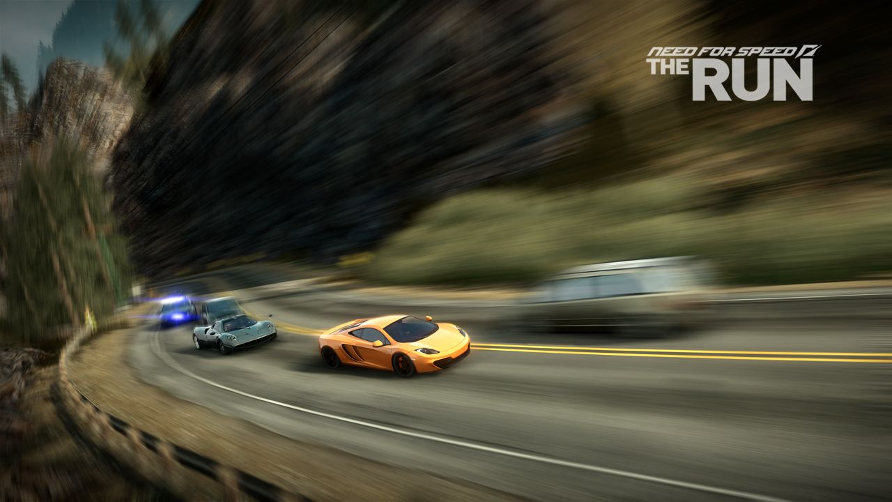 Need for Speed: The Run ��� PS3 �������