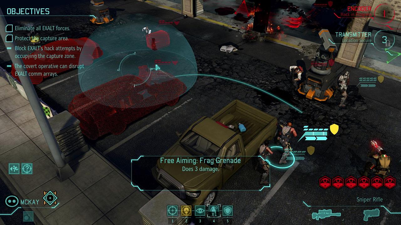 Игра XCOM: Enemy Within для PC (Дополнение) – Компания