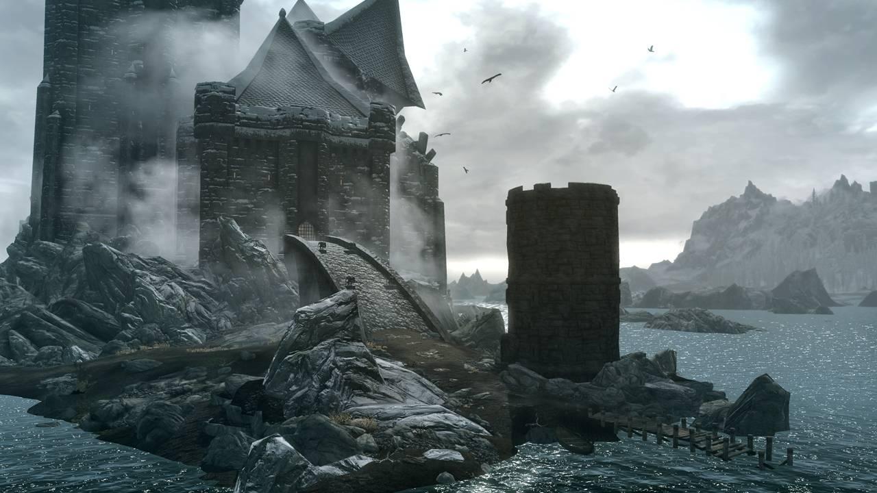 Дополнение Для Skyrim Legendary Edition