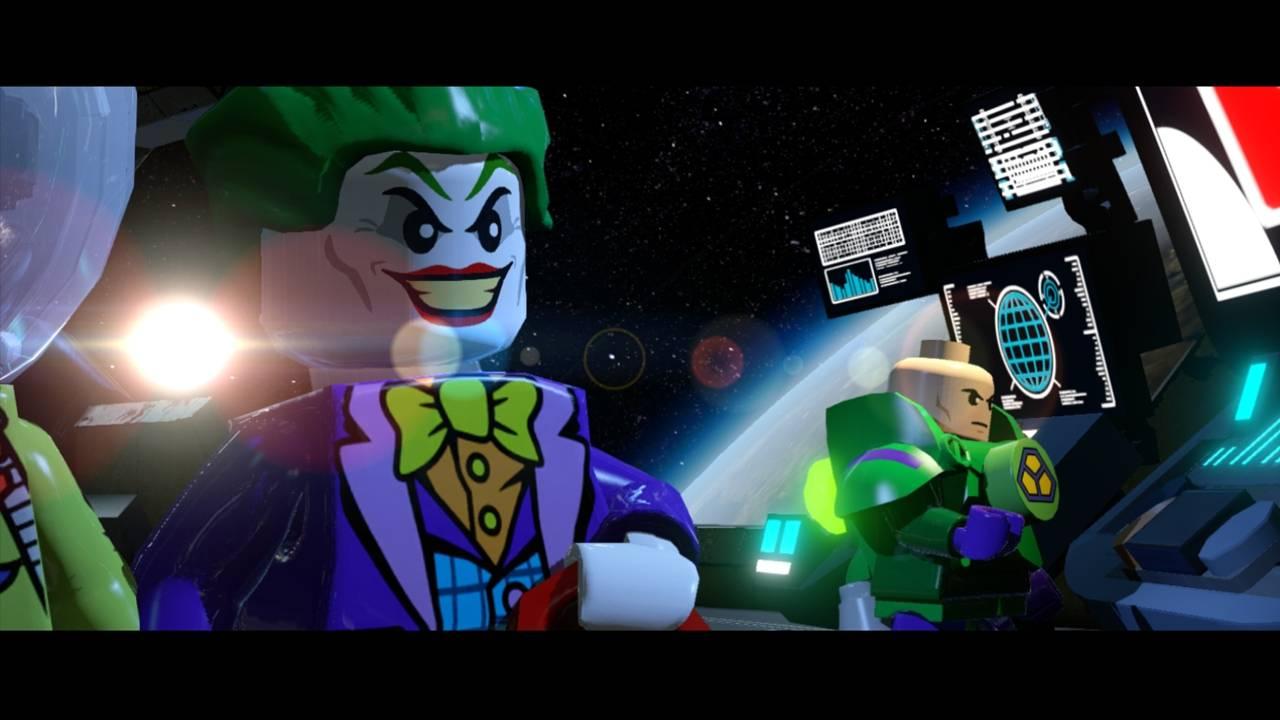 LEGO Batman 3: Покидая Готэм для PS4 - Box Art, скриншоты, геймплей, описание