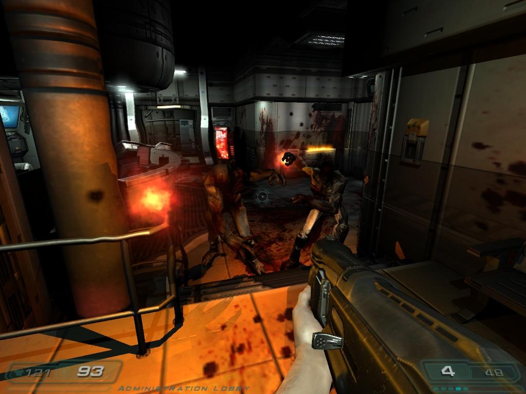Doom 3 чистый скачать торрент