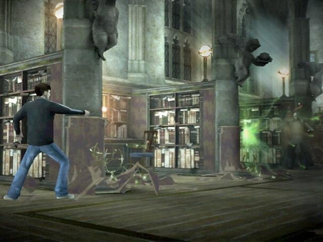 Игру Гарри Поттер На Ps2
