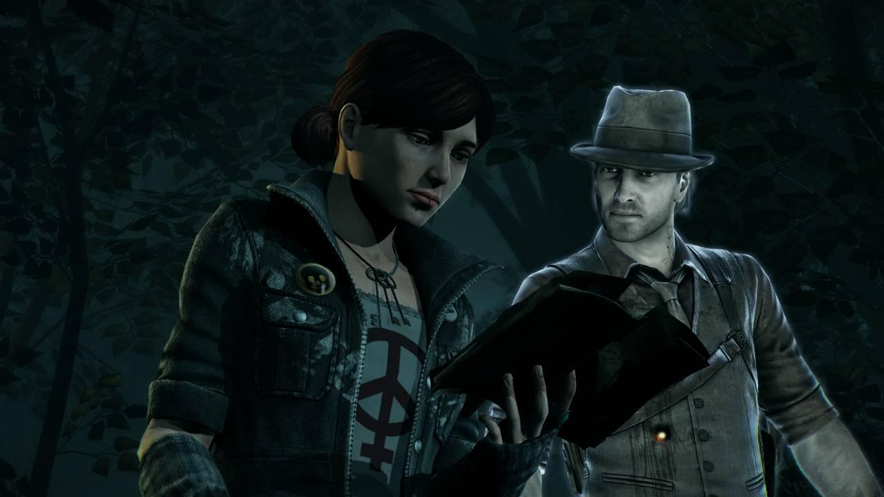 Murdered: Soul Suspect для PS4 - Box Art, скриншоты, геймплей, описание