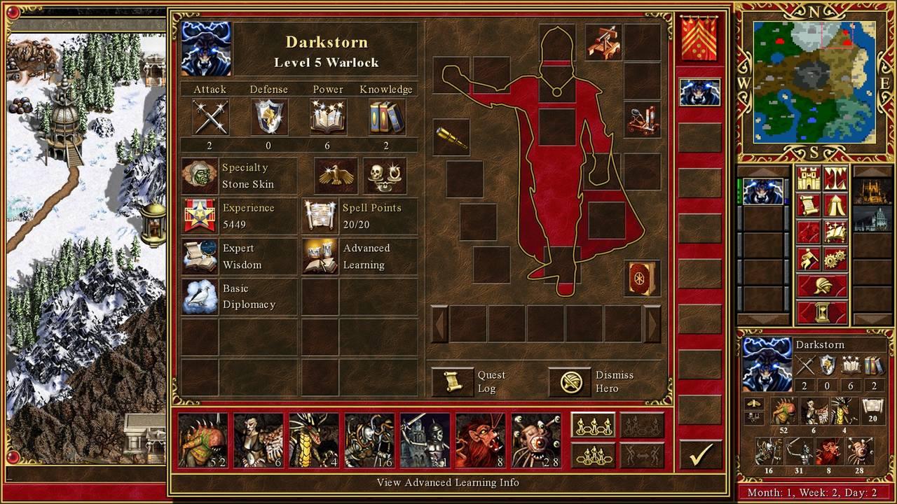 Скачать герои магии и меча 3 возрождение эрафии.