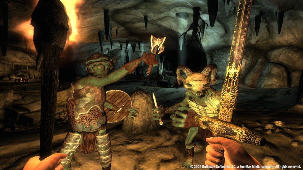 скачать игры oblivion через торрент