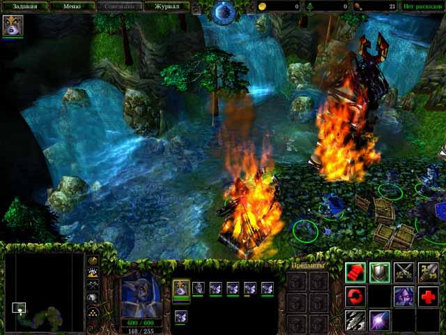 Дополнения для Warcraft 3