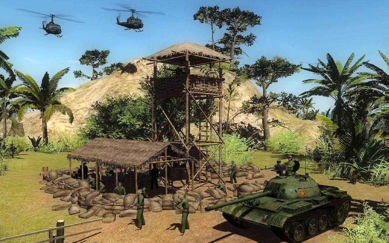 вьетнамская игра история