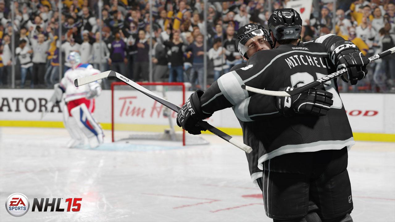 NHL 15 ��� PS4 - Box Art, ���������, ��������, ��������