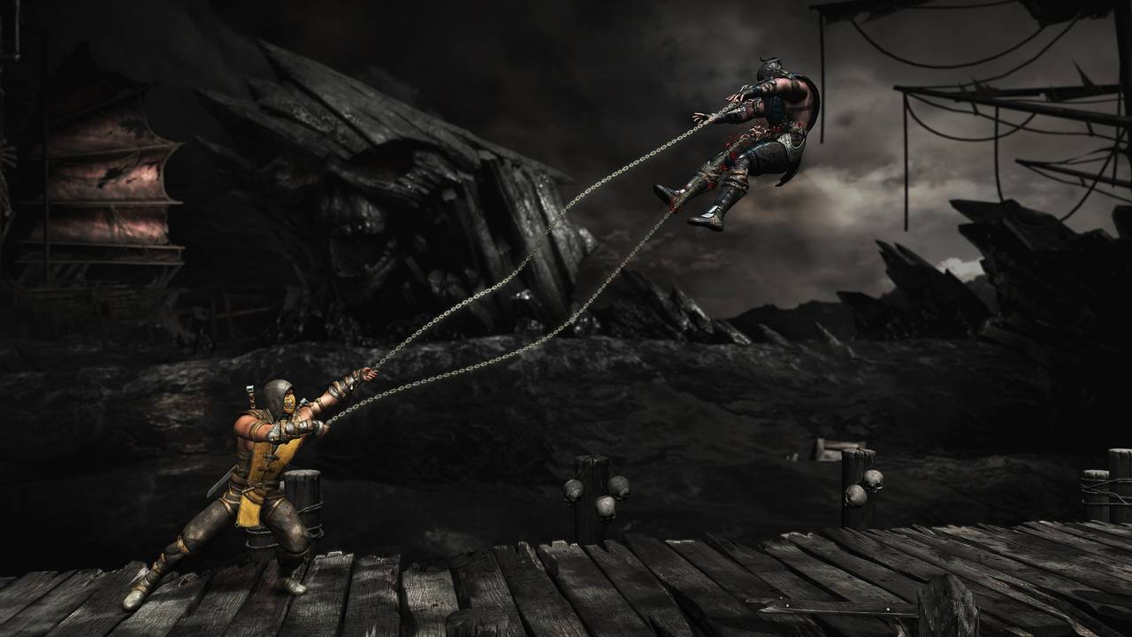 Mortal Kombat X для PC