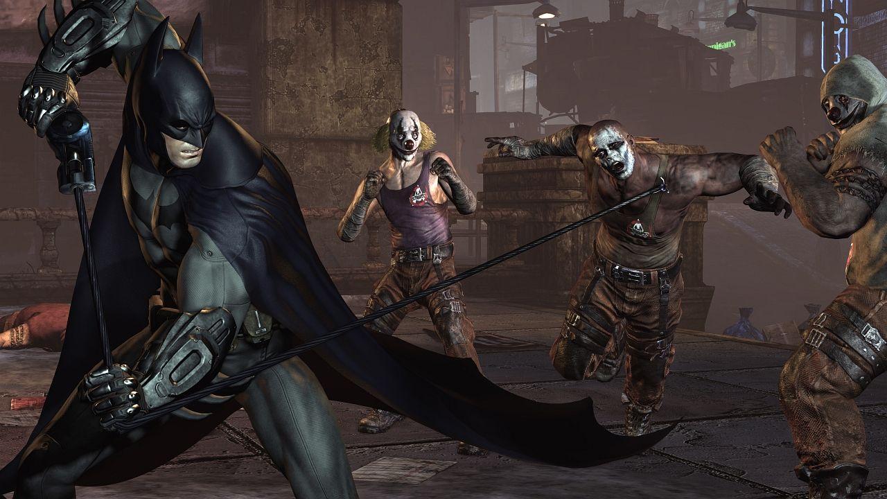 Картинки бэтмена игры