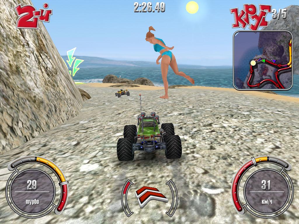 Игра «Недетские гонки» для PC – Компания «СофтКлаб»: http://www.softclub.ru/games/pc/19982-nedetskie-gonki