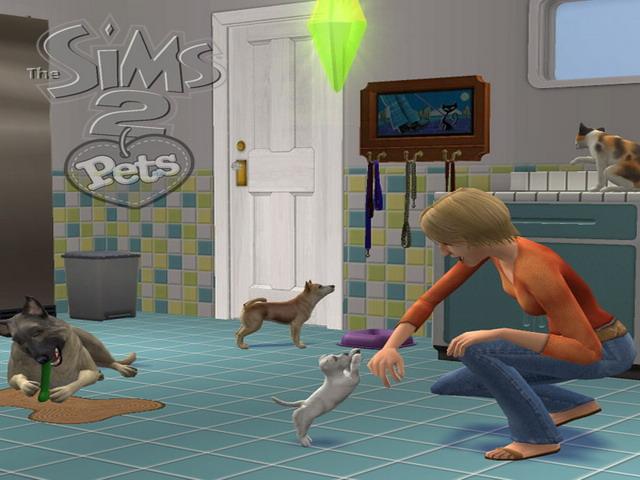 The Sims 2: игра и дополнения - Prosims: новости, обзоры