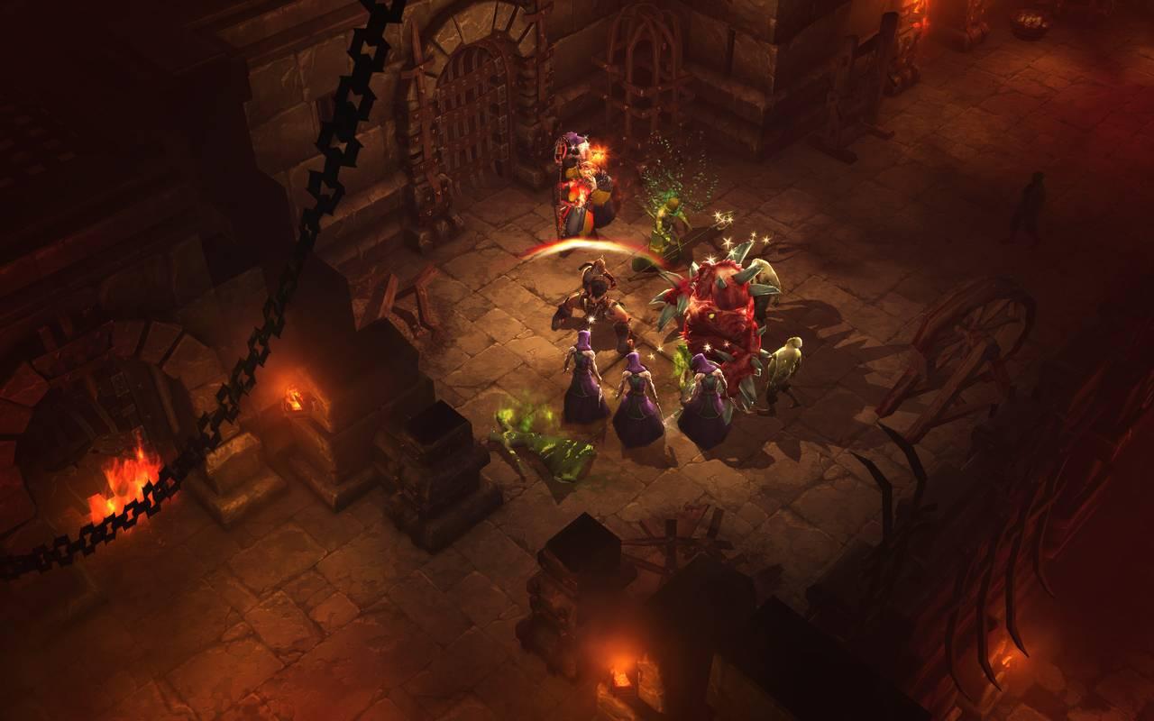 Diablo III: Reaper Of Souls - Ultimate Evil Edition ��� PS4 - Box Art, ���������, ��������, ��������