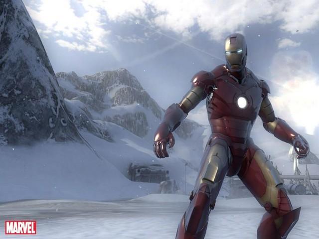 Железный человек 3 игра на андроид