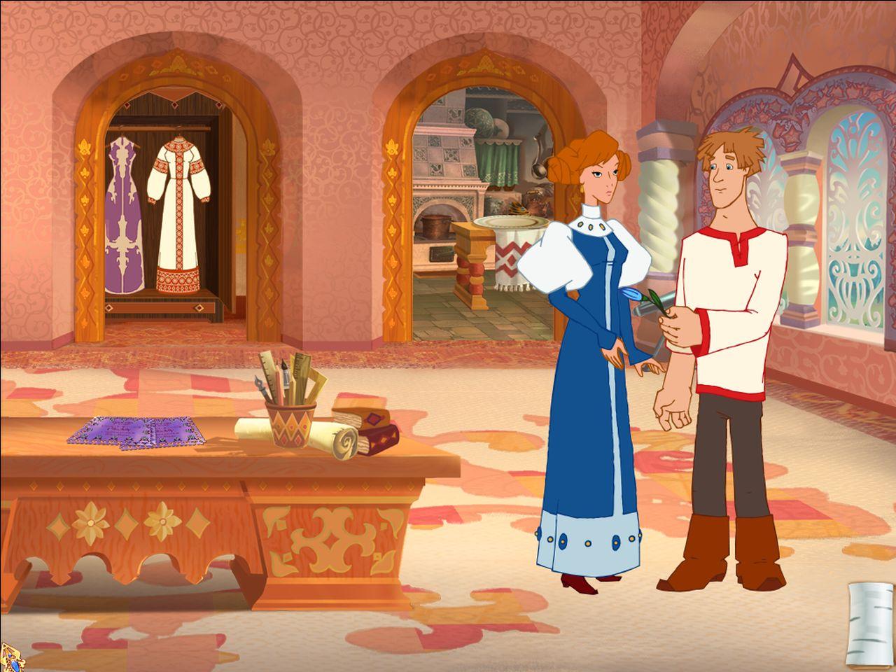 Игры иван царевич и серый волк свадьба