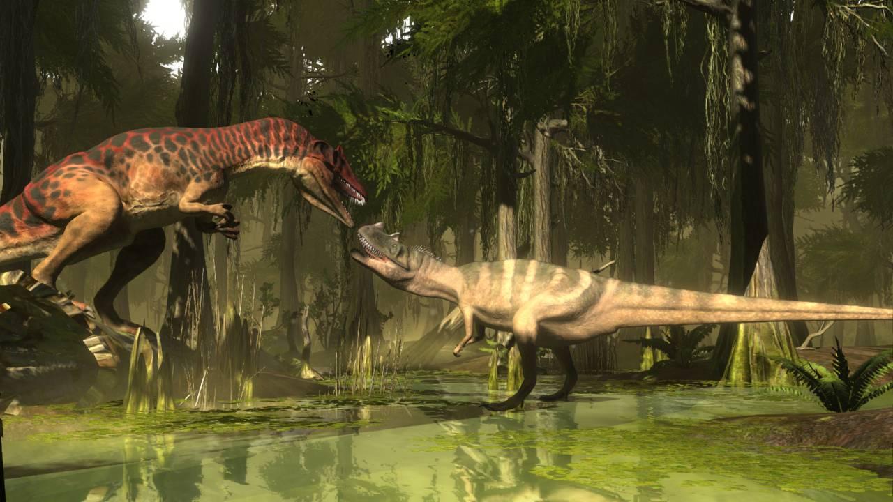 Скачать игры про динозавров симулятор