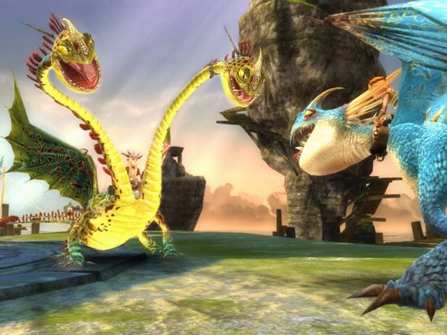 how to train your dragon wii game cheats