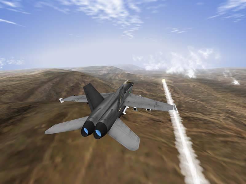 Игру F 18