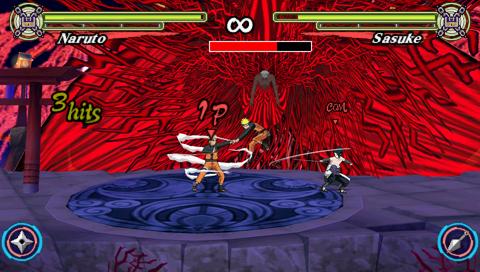 Скачать игры Наруто для PSP   Игры Наруто   играть
