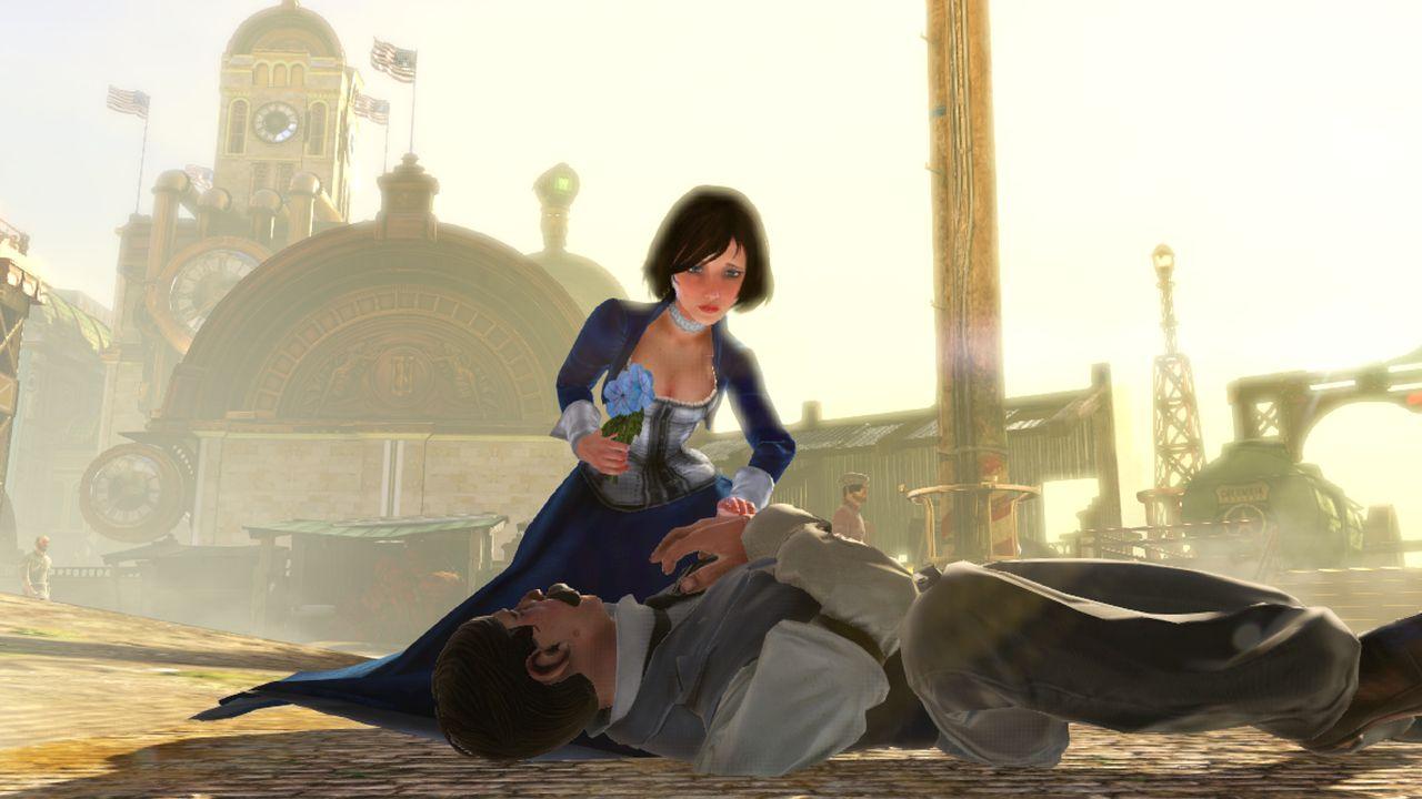 BioShock Infinite + DLC ��� PS3 �������