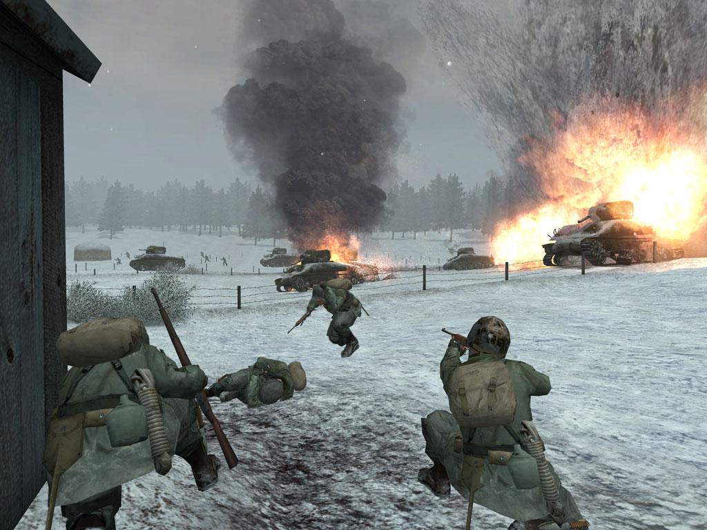 скачать игру Call Of Duty золотое издание через торрент - фото 2