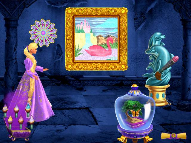 игра барби принцесса рапунцель скачать торрент