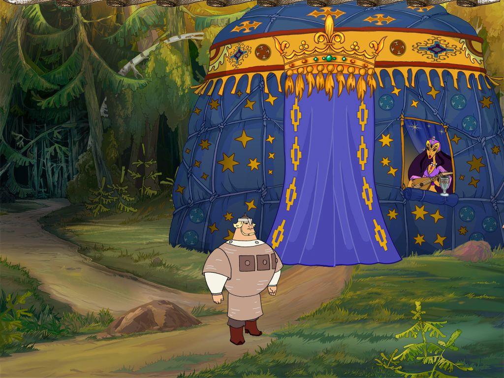 Игра Три Богатыря И Шамаханская Царица Скачать Торрент На Компьютер - фото 8