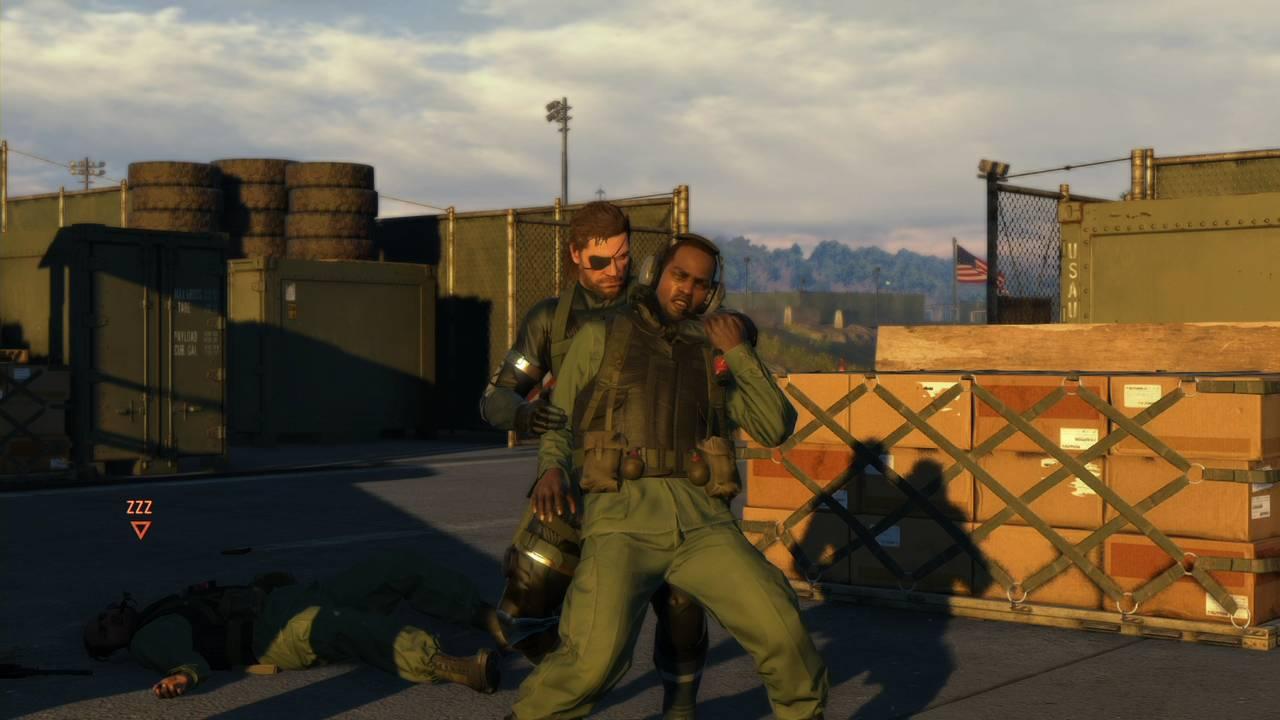 Metal Gear Solid V: Ground Zeroes для PS3 Торрент