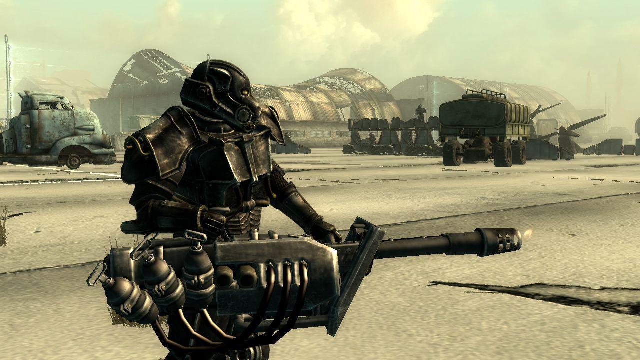 Fallout 3 патч 1.7 для Русской Версии