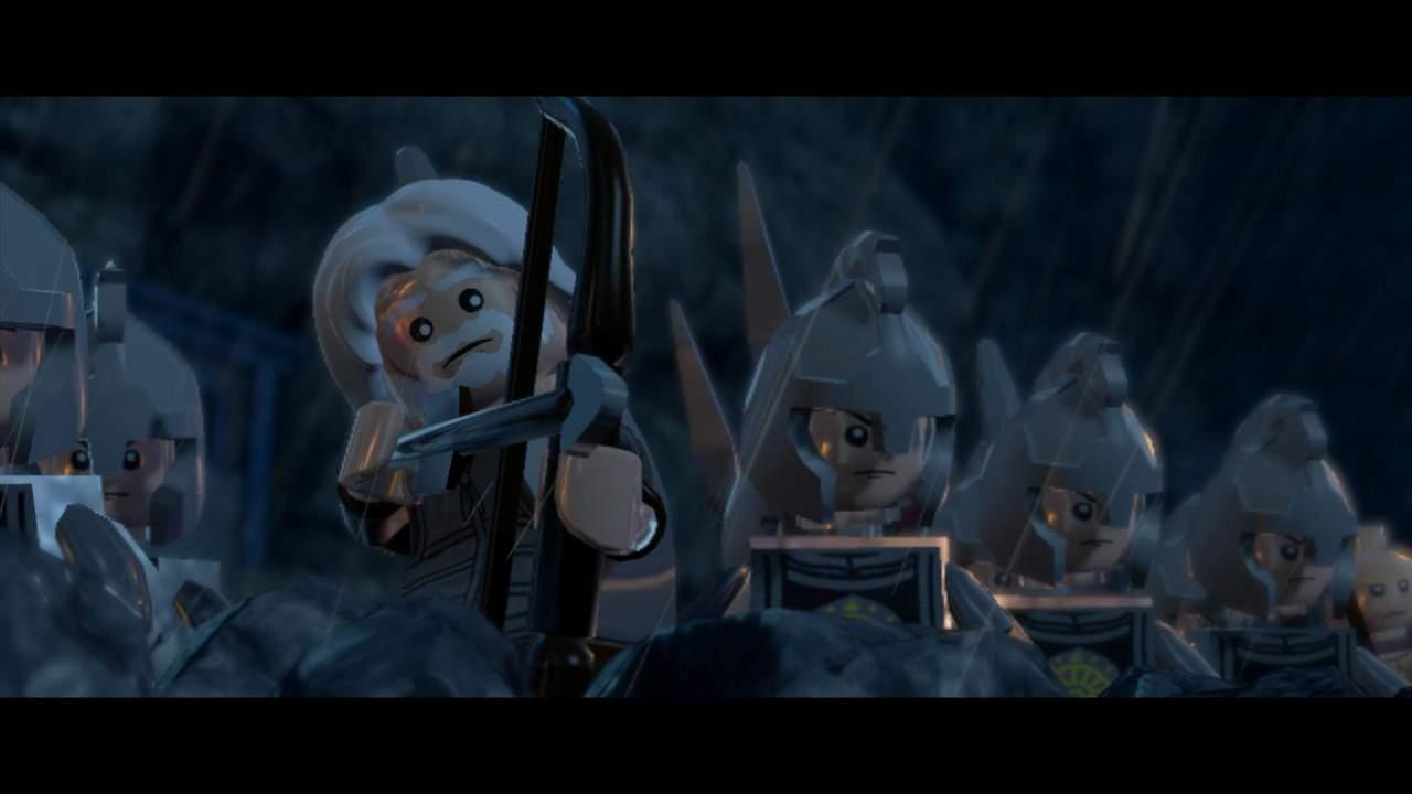 Лего игры скачать властелин колец