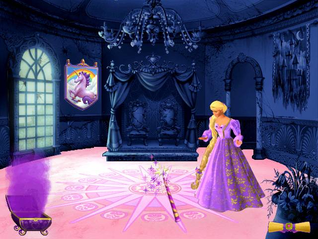 скачать принцесса барби рапунцель торрент - фото 7