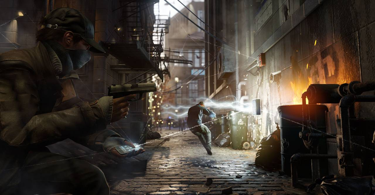 Watch Dogs. ����������� ������� ��� PS4 - Box Art, ���������, ��������, ��������