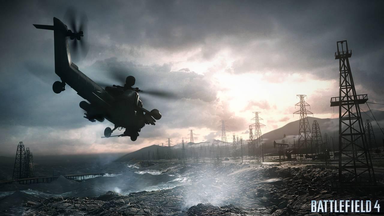 Battlefield 4 ��� PS3 �������
