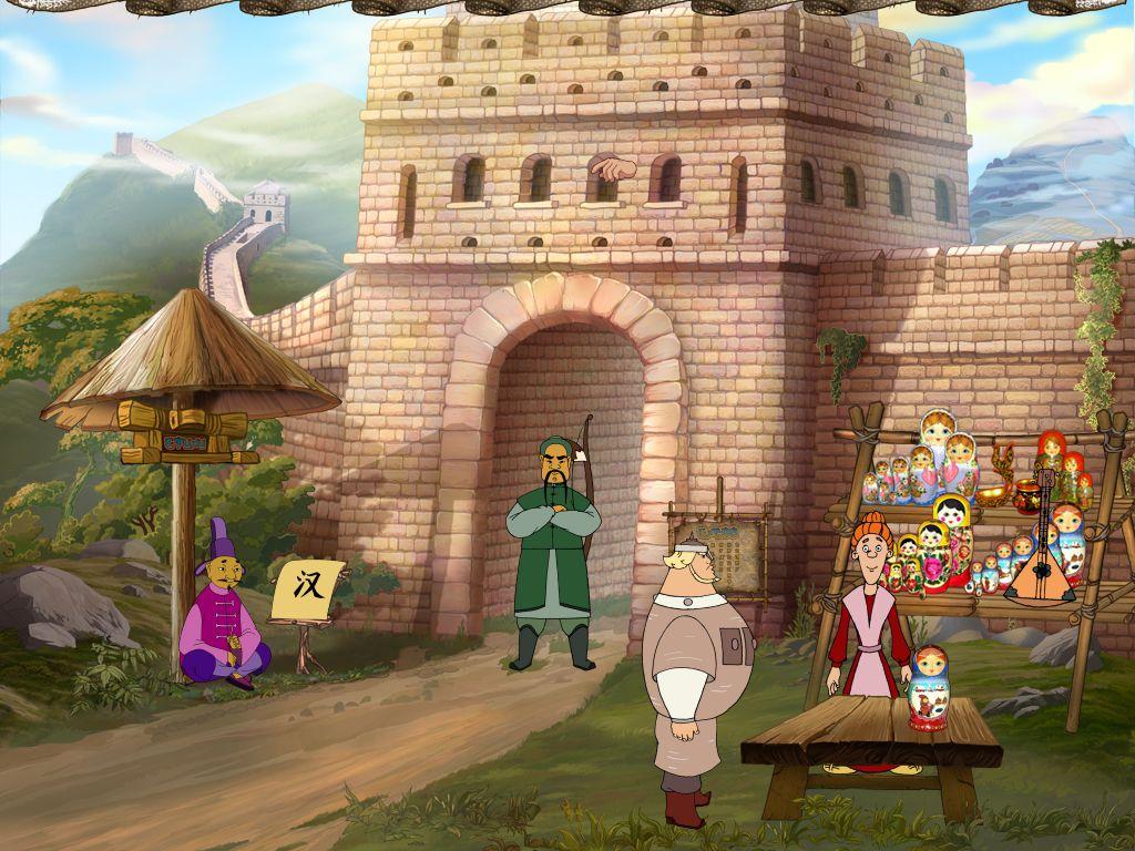 Игра Три Богатыря И Шамаханская Царица Скачать Торрент На Компьютер - фото 4