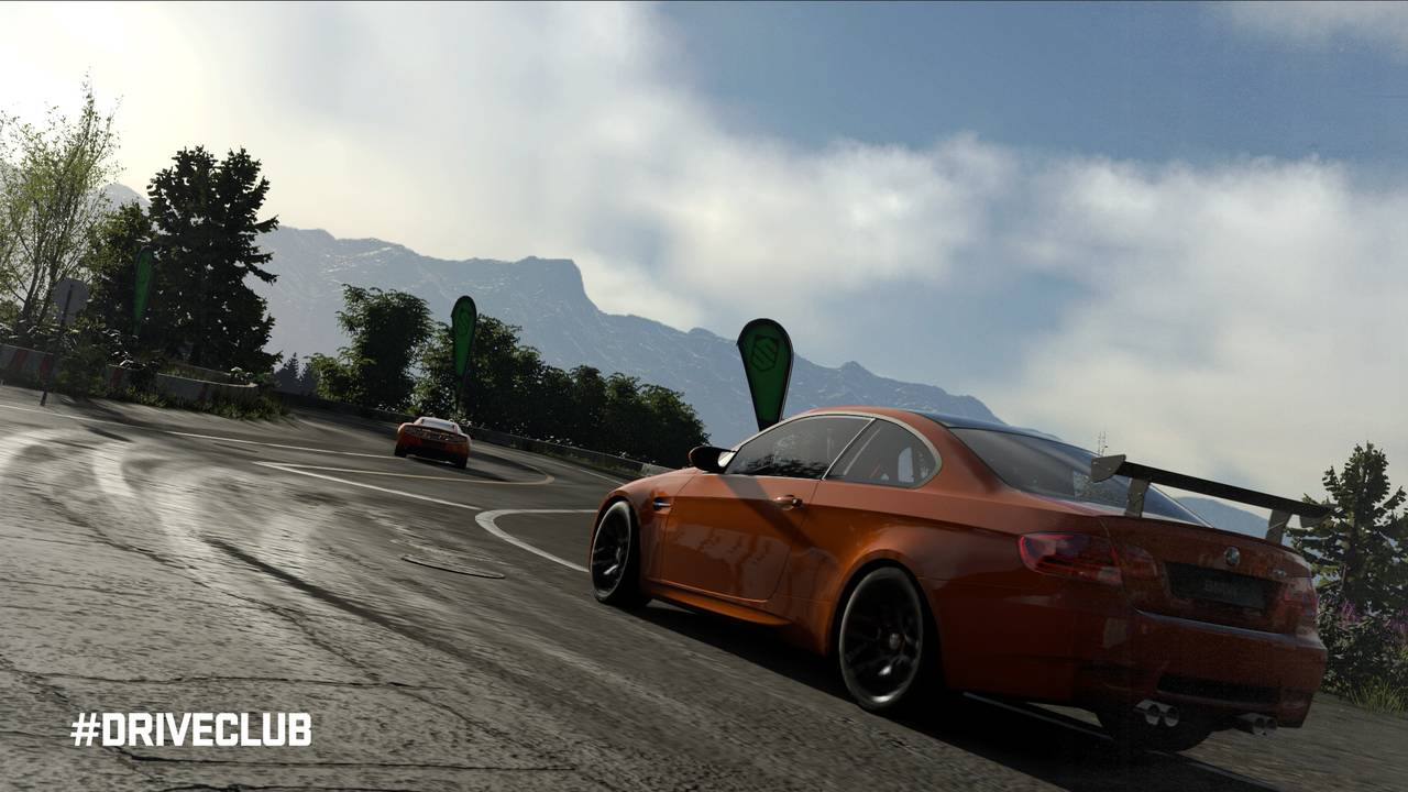 Driveclub ��� PS4 - Box Art, ���������, ��������, ��������