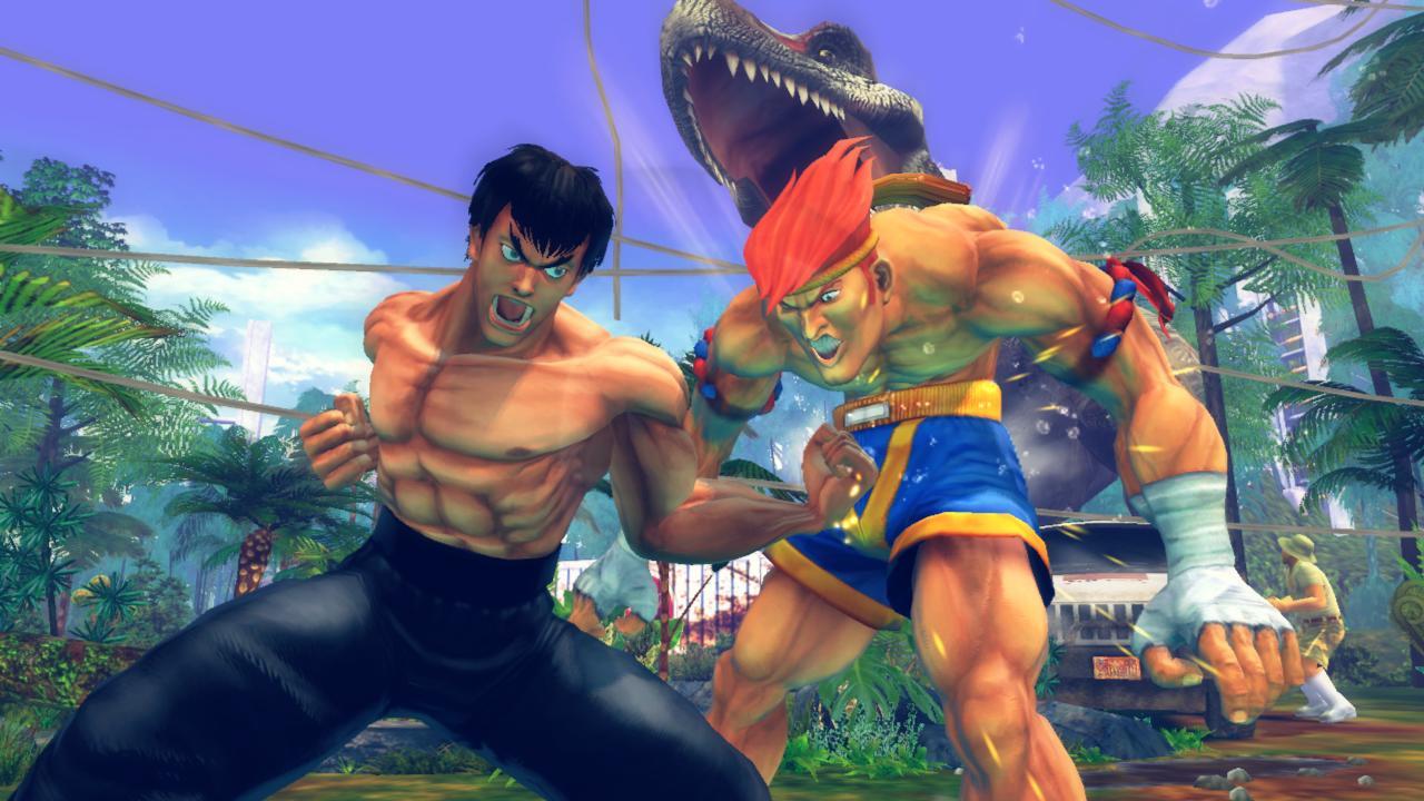 Joc Ultra Street Fighter 4 Pentru Pc
