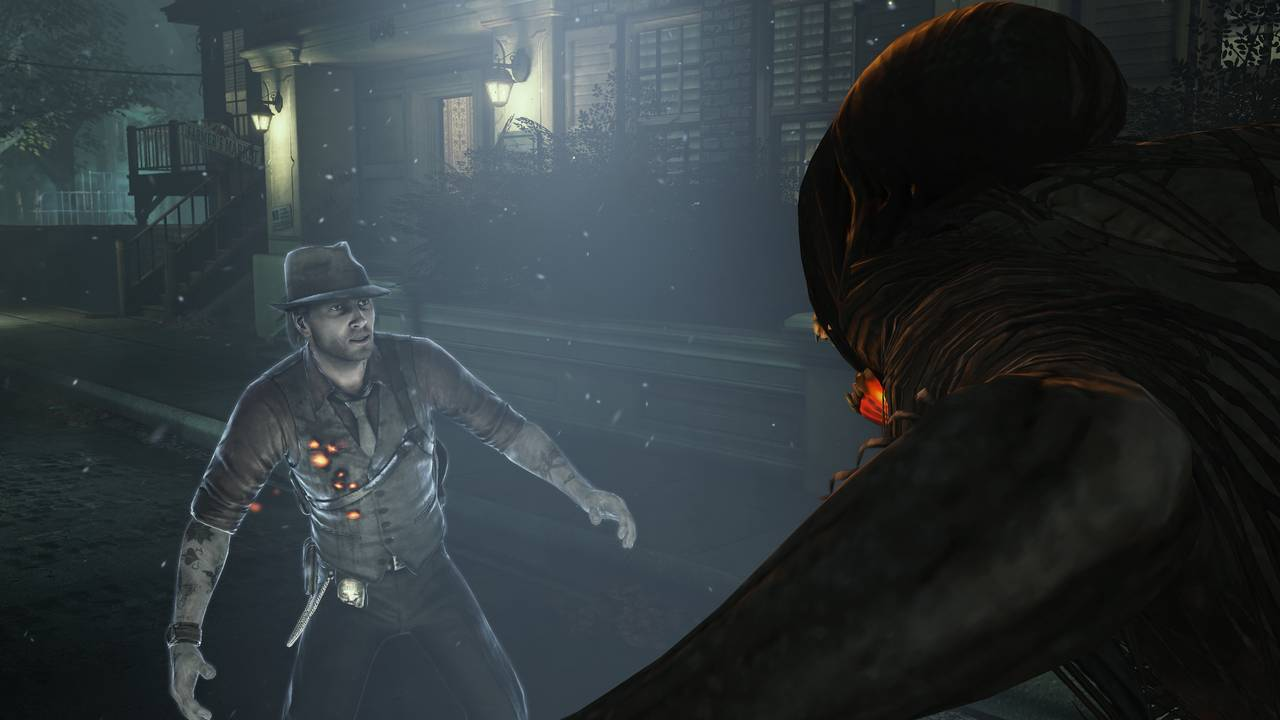 Murdered: Soul Suspect ��� PS4 - Box Art, ���������, ��������, ��������