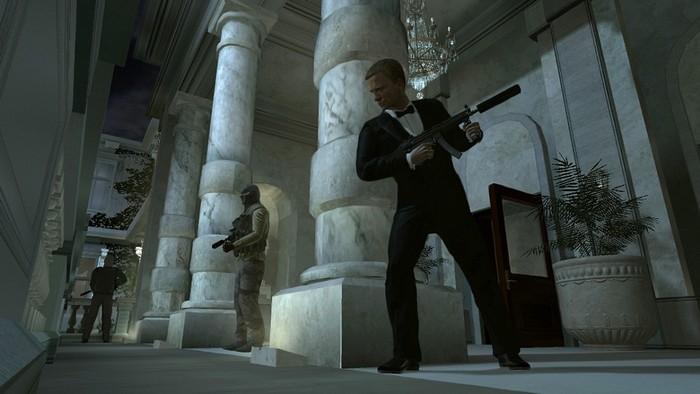 Игра 007 квант милосердия скачать торрент