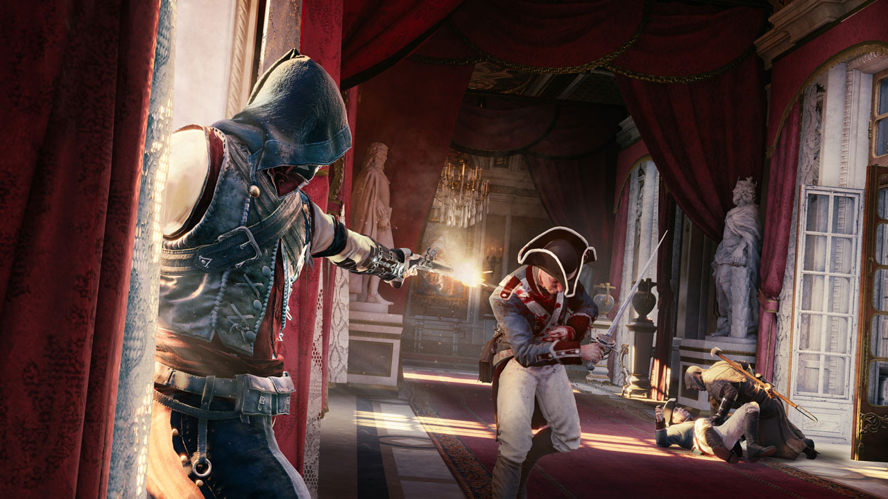 Assassins Creed Unity / Assassins Creed �������� ��� PS4 - Box Art, ���������, ��������, ��������