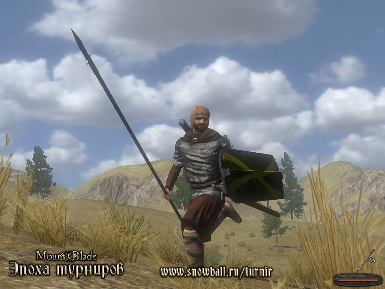 Патч mount blade эпоха турниров