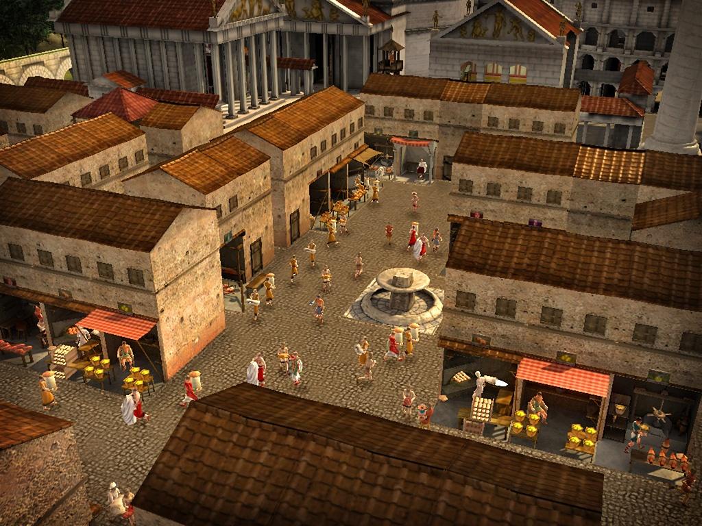 Скачать Торрент Бесплатно Civcity Rome - фото 6