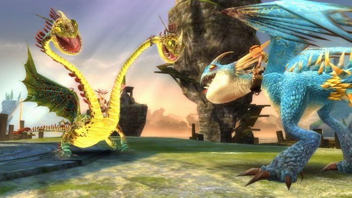 игра как приручить дракона на Pc скачать торрент - фото 10