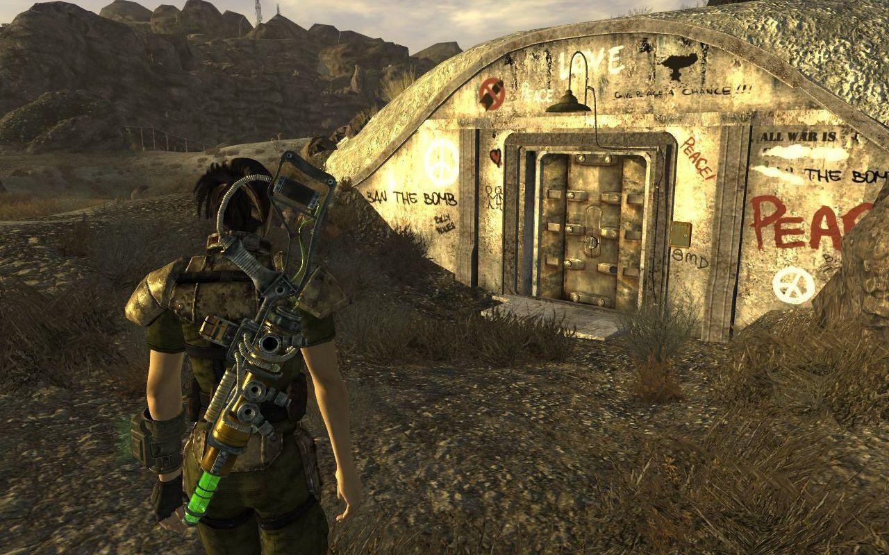 Fallout 3 new vegas требования