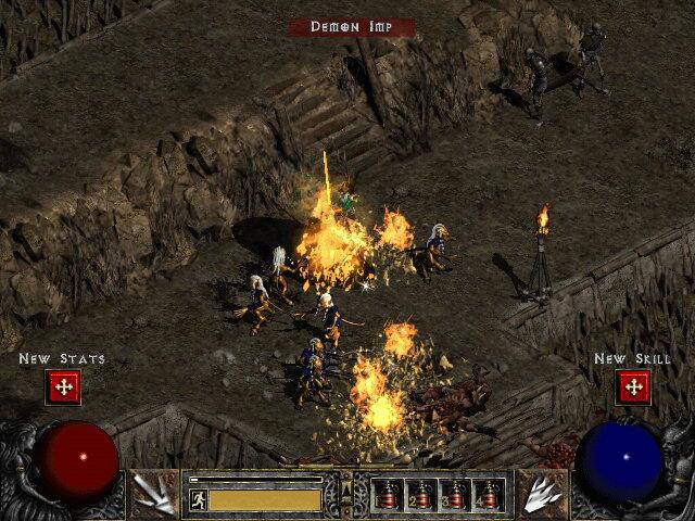 Diablo 2 оригинал скачать торрент - фото 2