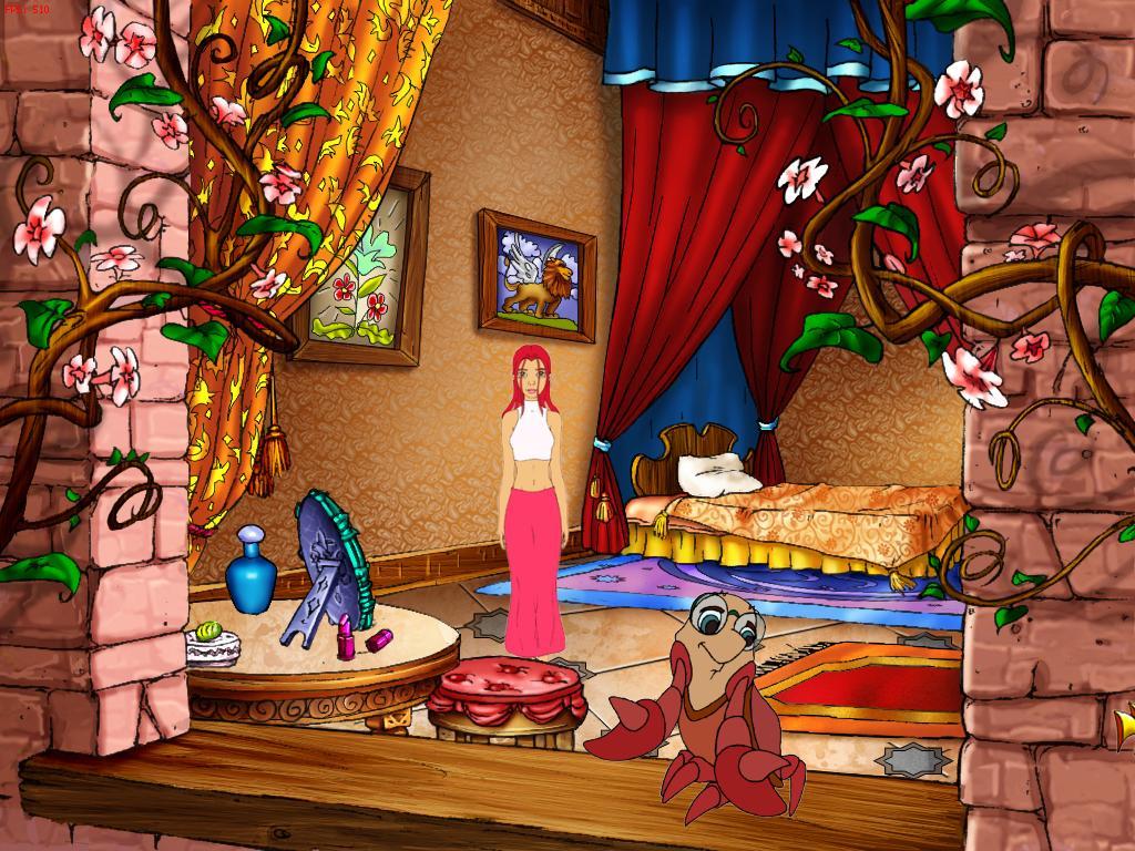 игра русалочка волшебное приключение скачать торрент - фото 2